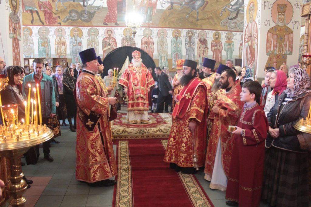 20 мая состоялось второе заседание Попечительского Совета Храма Святого Великомученика и Победоносца Георгия в Грузинах