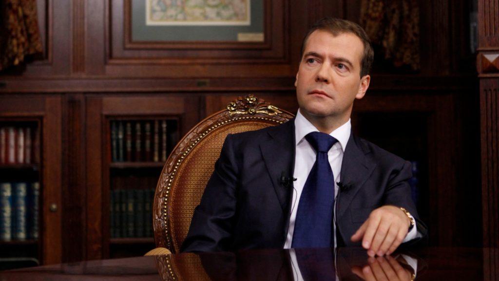 Президент РФ поздравил М.Хубутия