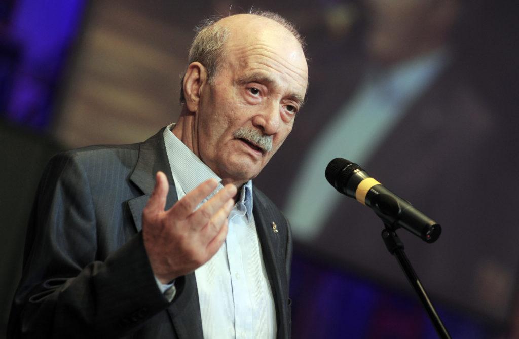 Союз грузин в России вручил премию Г. Данелия