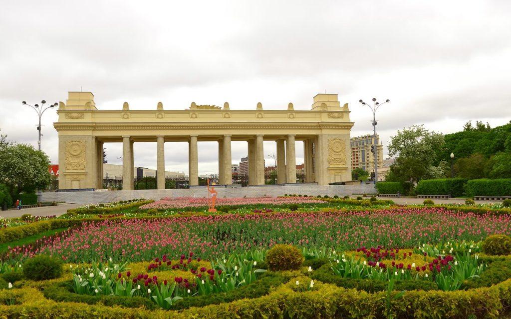 М.Хубутия: Парк им.Горького сможет конкурировать с Диснейлендом