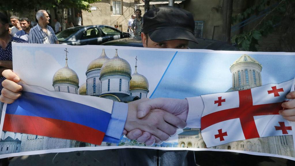 Союз грузин в России готов стать медиатором в переговорах между Россией и Грузией о возможности авиасообщения