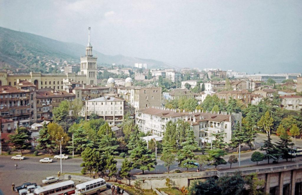 Грузия была самой успешной республикой СССР